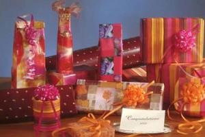 Cadeauverpakking en geschenkverpakkingen