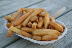 Frietbakjes en verpakkingsmateriaal voor de horeca
