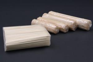 Bamboe sate stokjes