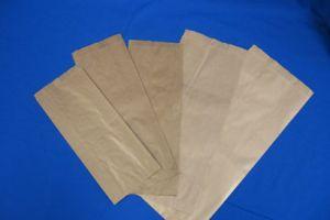 Bruine papieren zakken