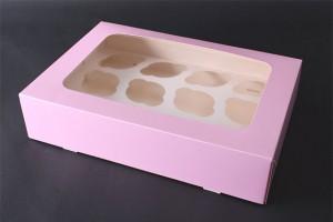 Cupcake vensterdozen